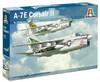 Italeri - 1/72 A-7E Corsair II (Plastic Model Kit)