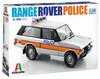 Italeri - 1/24 - Range Rover Police (Plastic Model Kit)