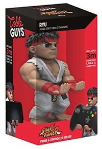 Cable Guy - Street Fighter V - Ryu 20cm - Phone & Controller Holder - Cover