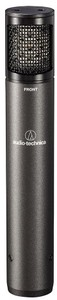 Audio Technica ATM450 Cardioid Condenser Instrument Microphone (Black) - Cover