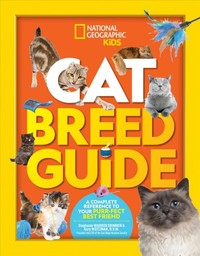 Cat Breed Guide - Stephanie Warren Drimmer (Hardcover) - Cover