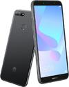 Huawei Y Y6 16GB Dual Sim Smartphone - Black (2018)