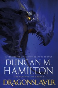 Dragonslayer - Duncan M. Hamilton (Paperback)