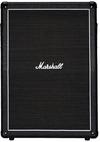 Marshall MX212A 160 watt 2x12 Inch Angled Electric Guitar Amplifier Cabinet (Black)