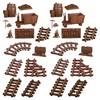 Mantic Games - Terrain Crate - Abandoned Mine (Miniatures)