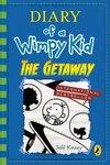 Diary Wimpy Kid 12: Getaway - Jeff Kinney (Paperback)