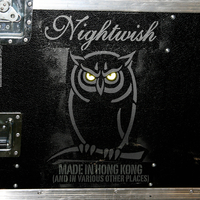 Nightwish - Made In Hong Kong (and In Various Other Places) (CD) - Cover