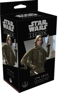 Star Wars: Legion - Jyn Erso Commander Expansion (Miniatures) - Cover