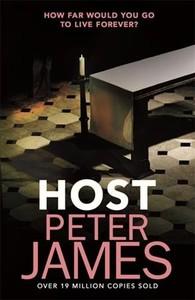 Host - Peter James (Paperback)