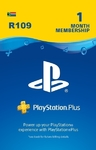 PlayStation Plus 1 Month Membership (PS3/PS4/PS VITA)