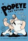 Popeye the Sailor: 1941-1943 - Vol 3 (Region 1 DVD)
