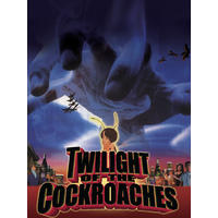 Twilight of the Cockroaches (Region A Blu-ray)