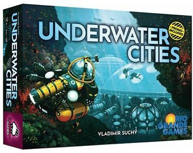 Underwater Cities (Board Game)