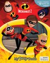 Incredibles 2 : My Busy Books (Hardcover) Cover