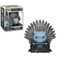 Funko Pop! Deluxe - Game of Thrones - Night King Sitting On Iron Throne