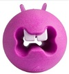 Rogz - Fred Medium Treat Ball For Dogs (Pink)