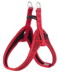 Rogz - Utility Small/Medium Fast Fit Dog Harness (Red Reflective) - Cover