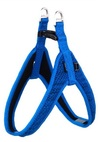 Rogz - Utility Medium Snake Fast Fit Dog Harness (Blue Reflective)