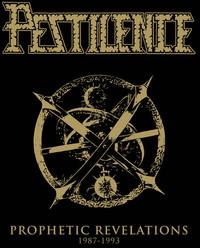 Pestilence - Prophetic Revelations 1987-1993 (Vinyl) - Cover
