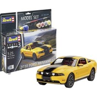 Revell - 1/25 - 2010 Ford Mustang GT (Plastic Model Set) - Cover