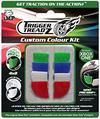 iMP - Trigger Treadz TT Custom Colour Kit: 8 Pack Set for Xbox One Controller