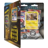 Pokémon TCG - Detective Pikachu Case File (Trading Card Game) - Cover