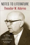 Notes to Literature - Theodor W. Adorno (Hardcover)