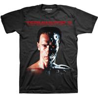 Studio Canal Face/Borg Men's Black T-Shirt (Large)