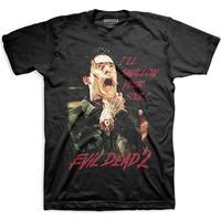 Studio Canal Swallow Your Soul Men's Black T-Shirt (X-Large)