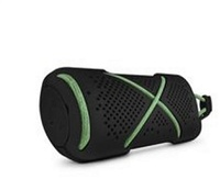 Microlab D22 Portable Bluetooth Speaker - Black - Cover