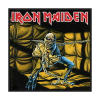 Iron Maiden Piece of Mind Retail Packaged Patch - Cover