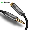 Ugreen - 0.5m 3.5mm Male to Female Extension Cable