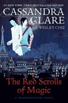 Red Scrolls of Magic - Cassandra Clare (Hardcover)