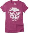 J!Nx Spray Paint - Womens T-Shirt Lush (Large)