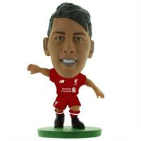 Soccerstarz - Liverpool Firmino - Home Kit (2019 version) Figures - Cover