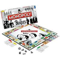 Winning Moves - Monopoly Beatles (Board Game)