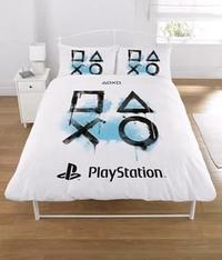 Sony Playstation - Panel Bed Duvet Quilt Cover Set (Kingsize)