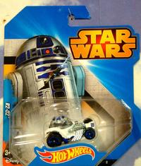 Hot Wheels - Star Wars Episode 8 R2-D2 Vehicle - Cover