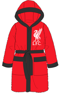 Liverpool - Kids Bath Robe (3-4 Years) - Cover