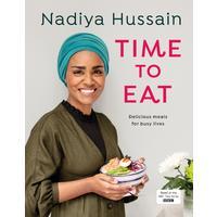 Time To Eat - Nadiya Hussain (Hardcover)