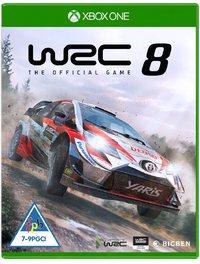 World Rally Championship 8 (Xbox One)