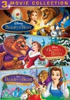 Disney's - Beauty and the Beast: 3 Movie Collection (DVD)