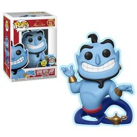 Funko Specialty Series Pop! Disney - Aladdin: Genie with Lamp - Cover