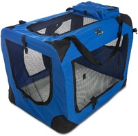 Cosmic Pets - Collapsible Carrier Small (Blue) - Cover