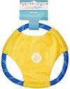 Zippy Paws - Rope Gliderz Dog Toy (Yellow)
