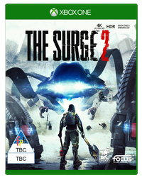 The Surge 2 (Xbox One) - Cover