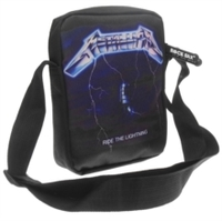 Metallica - Ride the Lightning Cross Body Bag - Cover