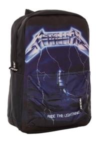Metallica - Ride the Lightning Classic Rucksack - Cover