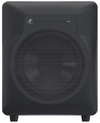 Mackie MR10 MR Series 120 watt 10 Inch Active Studio Monitor Subwoofer - Black (Single)