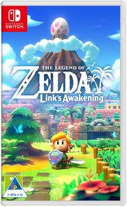 The Legend of Zelda: Link's Awakening (Nintendo Switch) - Cover